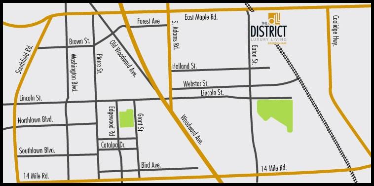 TDL-MAP
